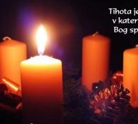 Oznanila, 1. adventna nedelja